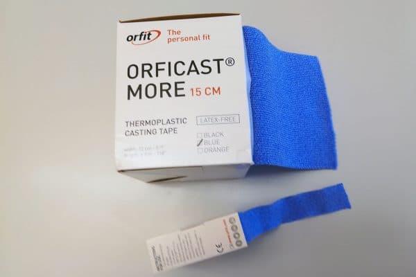 Schienenbau orifcast thermoplastisches Material